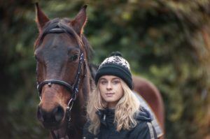 Milben beim Pferd